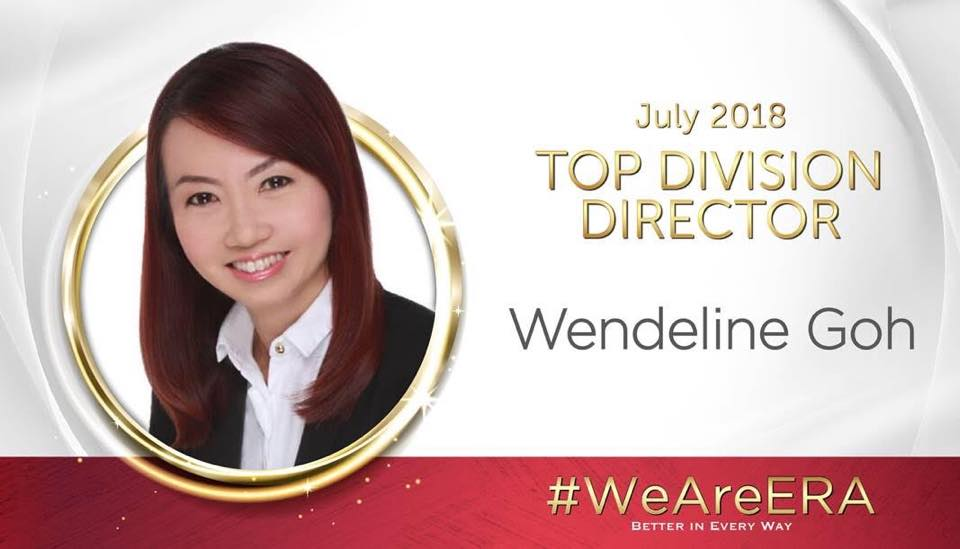 (4) ERA Top Division Director for Month of July 18