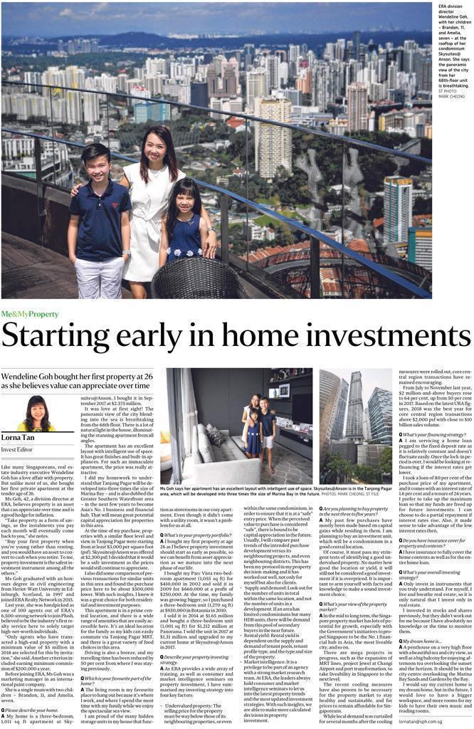 Real Estate Singapore Article