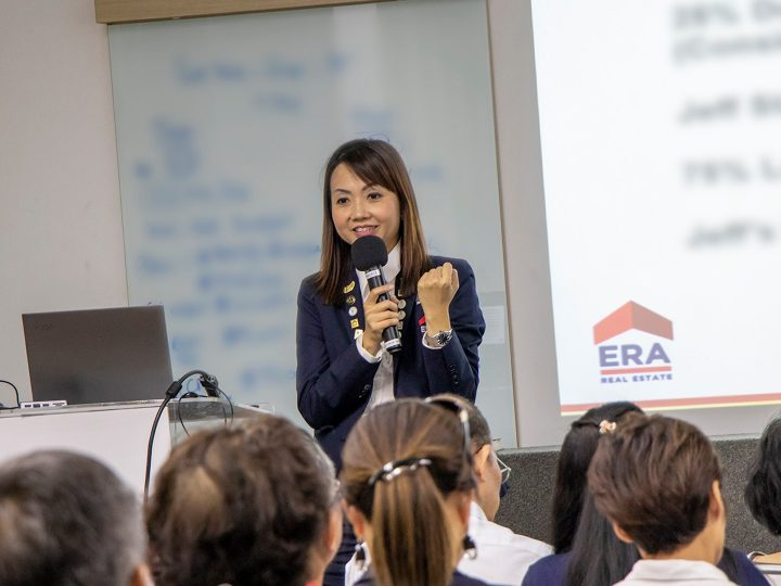 Top Realtor in Singapore Workshop