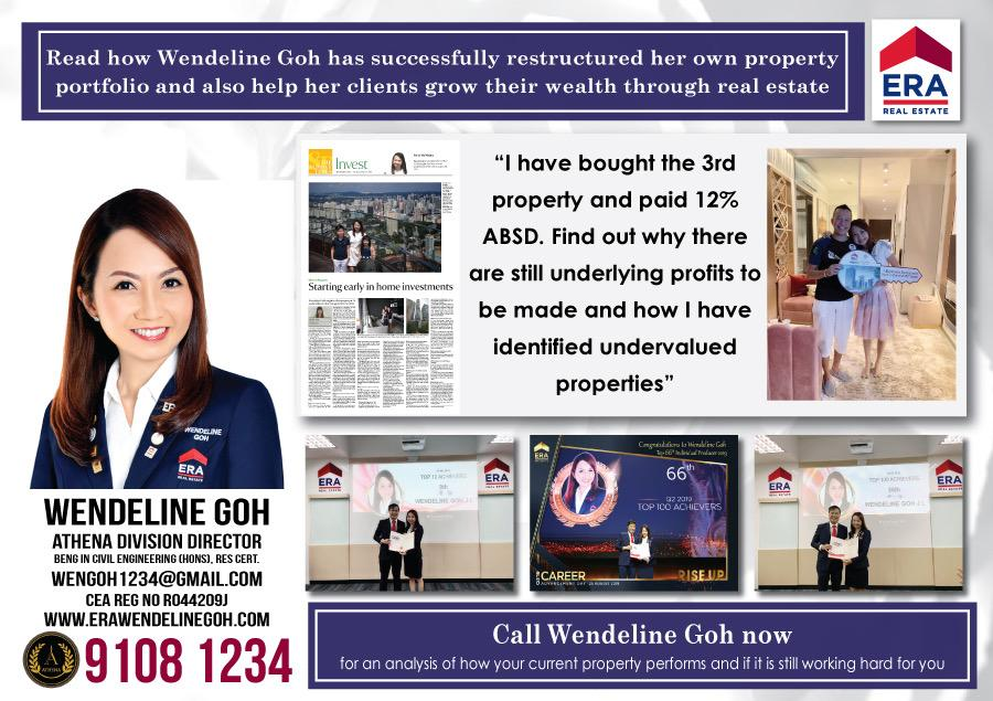 top realtor in singapore flyer